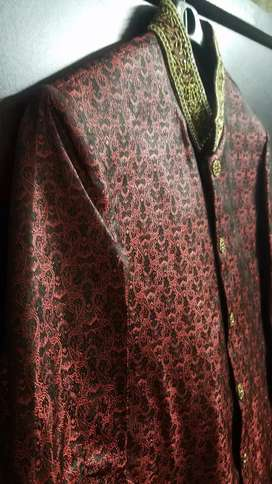 Sherwani FOR SALE IN 10/10 CONDITION