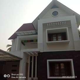 10 cent 2 floor New house in kollam