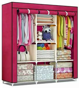 Collapsible Wardrobe Rs. 1399/-