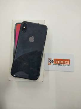 Excellent Condition Apple iPhone X 64GB With Box Available