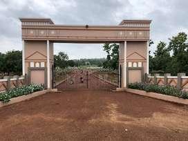 GATED COMMUNITY LAYOUT NH-16 HIGHWAY FACING AT DAKAMARRI OPP RAGHU CLG