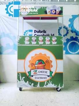 Modern booth portable