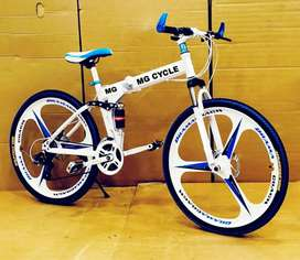 NEW FOLDING CYCLE AVIALABLE