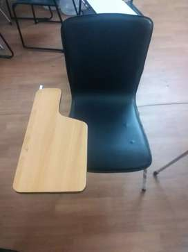 STAINLESS STEEL WRITING PAD CHAIR FOR SALE