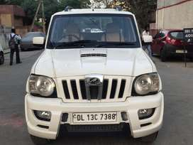Mahindra Scorpio 2009-2014 VLX AT AIRBAG BSIV, 2014, Diesel