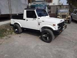 Maruti Suzuki Gypsy King ST BS-IV, 2006, Diesel
