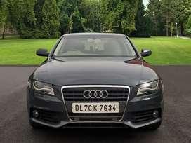 Audi A4 2.0 TDI (177bhp), Premium Plus, 2011, Diesel
