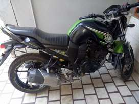 Good condition ,back Tyre is new