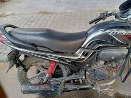 Passion pro self start excellent condition wid oll papers complete