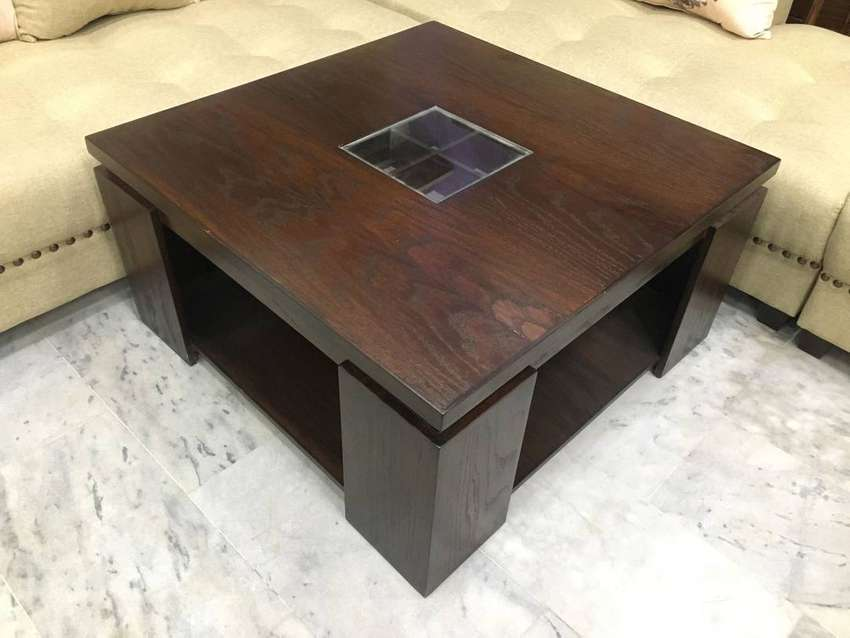 brand new center table size 3*3 0
