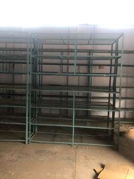 Racks for storage