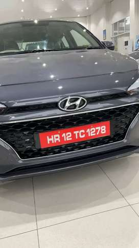 Hyundai Elite I20 2020 Petrol 40 Km Driven