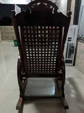 Antique looking chair