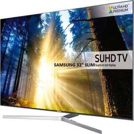 """slim offer SAMSUNG 32"""" LED ANDROID SMART WIFI 1 YEAR WARRANTY"""