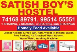 Need Hostel Cook