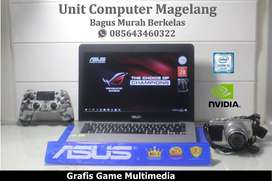 Asus X 302 UJ core i5 Skylake Ram 12 GB HDD 1TB