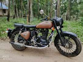 1983 model Royal Enfield