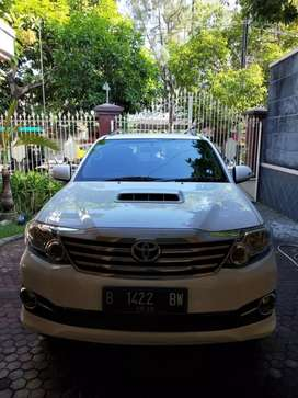 Toyota Fortuner G VNT th 2015