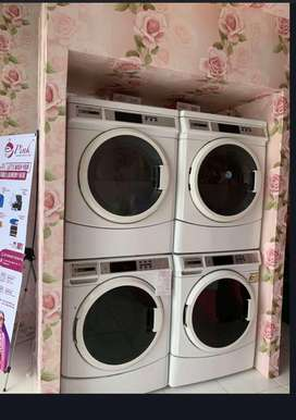 Mesin Laundry Maytag kapasitas 10kg