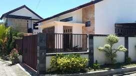 Dijual rumah luas tanah 378M2