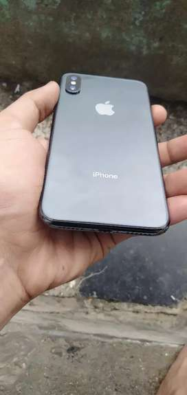 IPHONE X 64GB TOP CONDITION