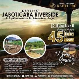 Jual Tanah Kavlingan di Kawasan Wisata Jalur Puncak 2 Bogor