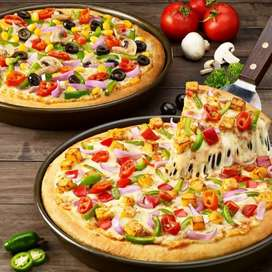 Pizza chef & Delivery Boy's