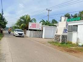 Miliki Tanah Lt 100 m Akses Mobil dan Posisi Strategis DekatJalan Raya