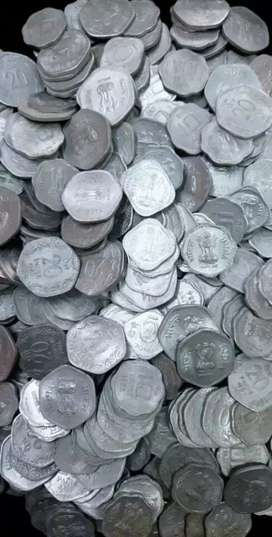 Old coins in excellent condition.. 100 pieces