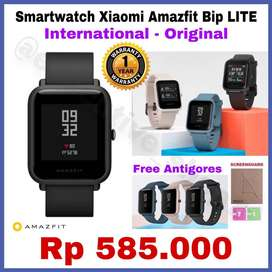 Smart Watch AMAZFIT International Versi ORIGINAL Garansi Resmi 1 Tahun