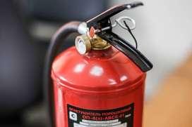 Tabung Pemadam Delta Fire 5 Kg DRY CHEMICAL POWDER ABC baru surabaya