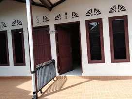 Bismillah disewakan rumah khusus muslim