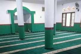 Ada karpet masjid empuk tipe minimalis ekonomis pasang Indramayu