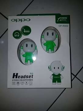 Headset Oppo besar murah