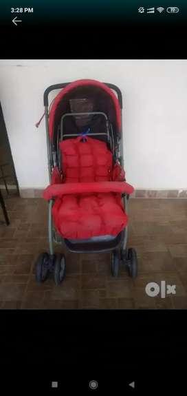 Baby Stroller (Good Condition)