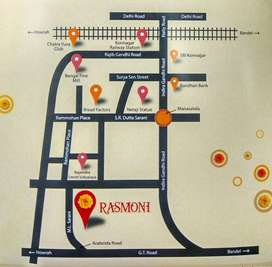 3 BHK Luxury Apartments for Sale in Konnagar