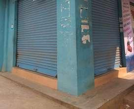2 door corner shop for rent