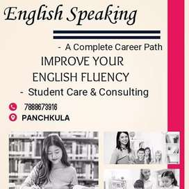 English speaking course at very reasonable ratei86