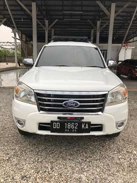 Ford everet xlt 4x4 manual tahun 2011