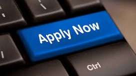 Requirement candidates for online part time  for employment promnotion
