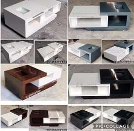 Contamprary designed center tables and all kinds of office tabless