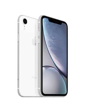 Iphone XR White 64GB New like condition