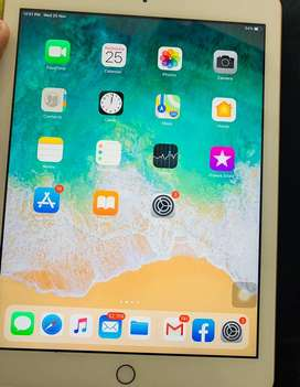 Ipad 9.7 inches 6 generation 32 gb gold colour