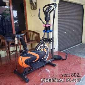 Sepeda Statis Orbitrack Bike 5 Fungsi // Berthold CV 07B28
