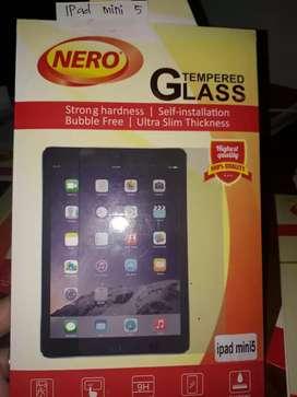 Temper glass ipad mini 5