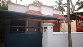 Good maintain 1000sqft with 2nos of bedroom house