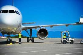 Dear candidates. Urgent requirement for airport jobs Male or female