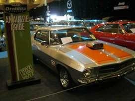Di jual Holden Monaro GTS 2 Coupe 1973