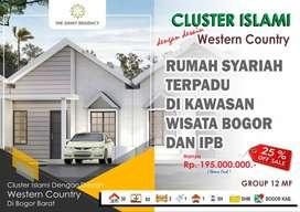 Rumah Mewah Di Kawasan Wisata Bogor