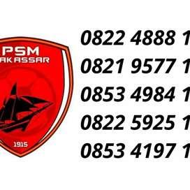 Kartu perdana telkomsel seri tahun PSM